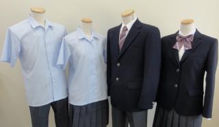 阪神昆陽高等学校制服画像