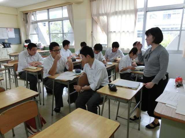 和田山高等学校画像