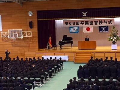 尼崎北高等学校画像