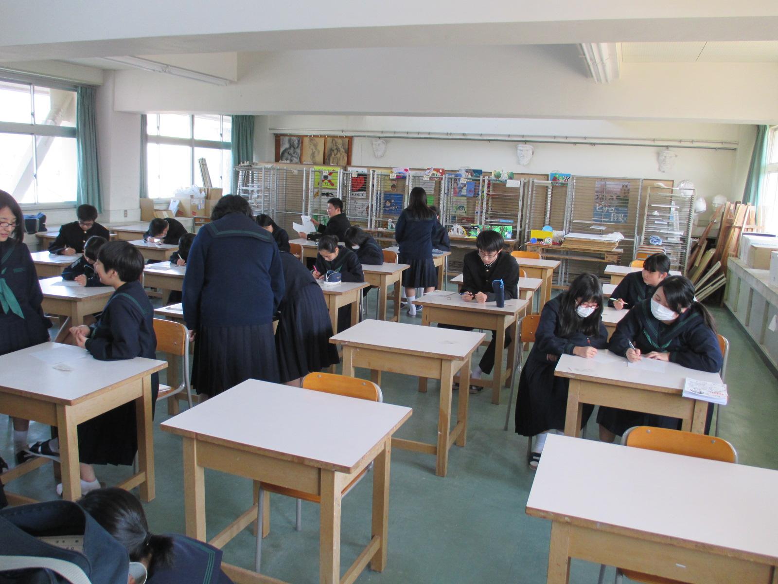姫路南高等学校画像
